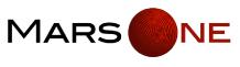 2013 03 14 Mars One Logo