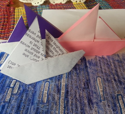 2013-04-03 Hate Mail Origami
