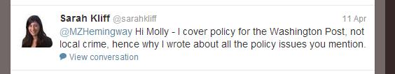 2013-04-16 Sarah Kliff Tweet