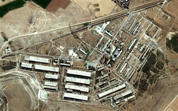 2013-04-29 Chemical Weapons Plant