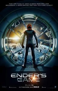 2013-05-07 Ender's Game Poster