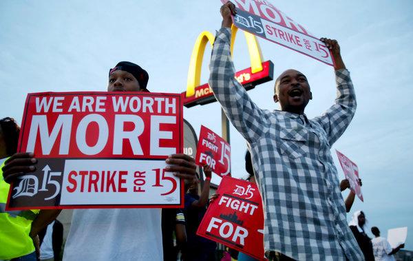 2013-08-09 Fast Food Strike