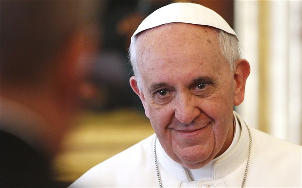 2013-09-21 Pope Francis