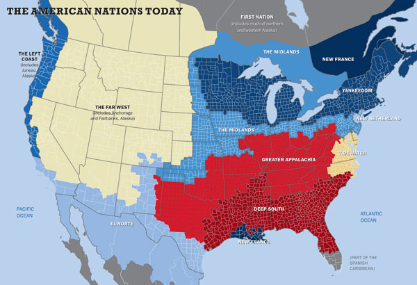 2013-11-15 The American Nations