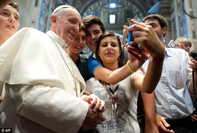 2013-12-03 Pope Francis