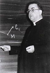 Georges Lemaitre: scientist priest