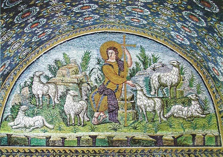 2014-06-02 The Good Shepherd