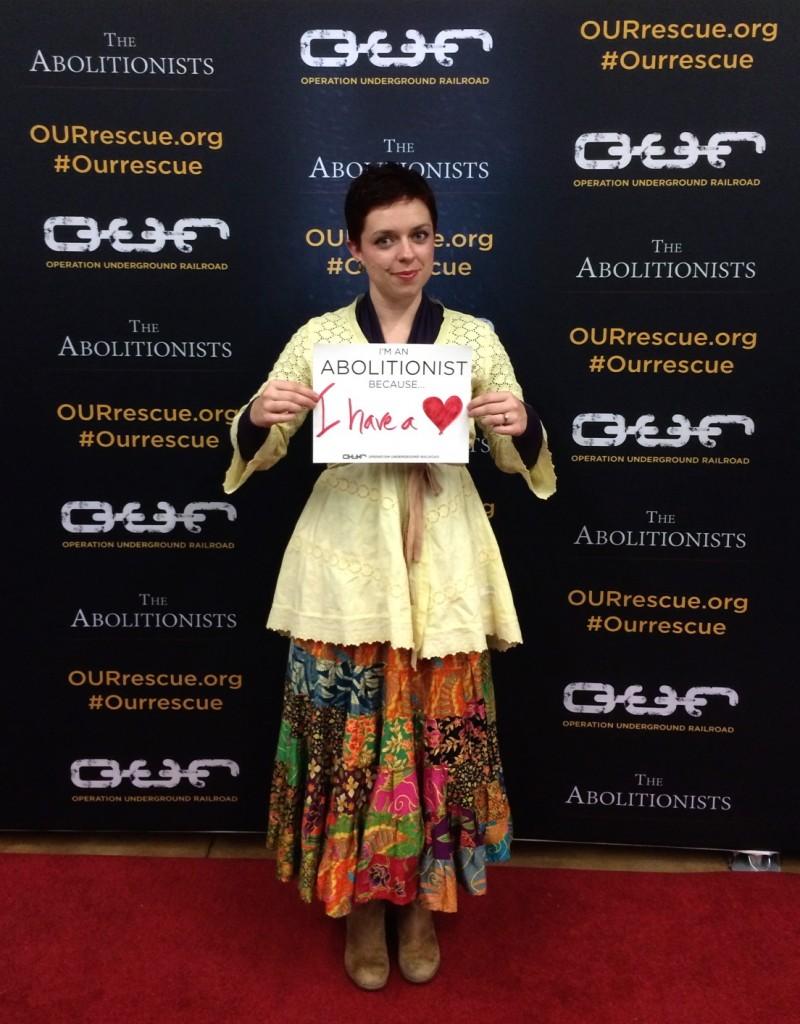 985 - Meg Conley at OUR Premier