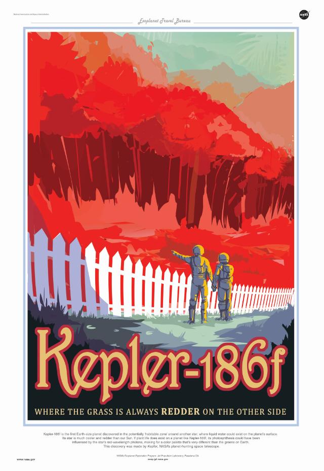 992 - Kepler-186f