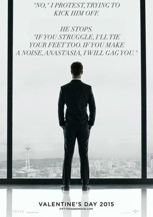 962 - Accurate 50 Shades Poster 3