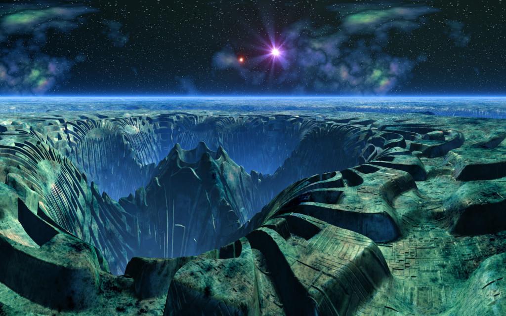 843 - Sci Fi Cover