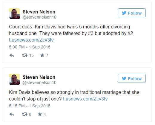 840 - Steven Nelson tweets