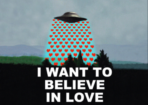 745 - I Want to Believe in Love