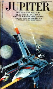 Covers like this one by John Berkey defined my childhood daydreams.